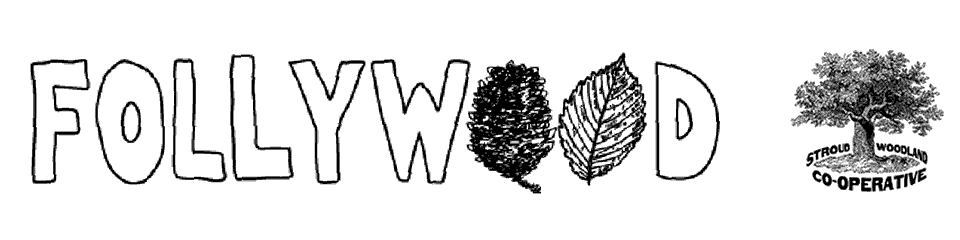 Folly Wood and Stroud Wood Logo